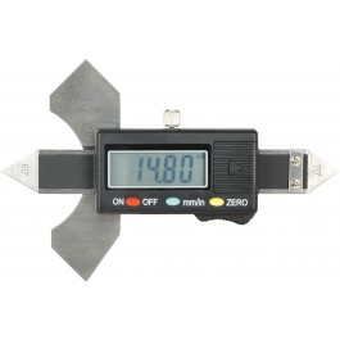 Welding seam gauge 'Precision des. - Digital'