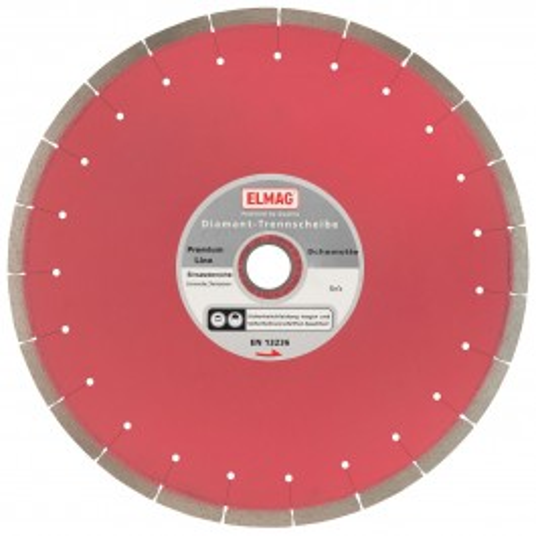 Diamond disc 350 mm