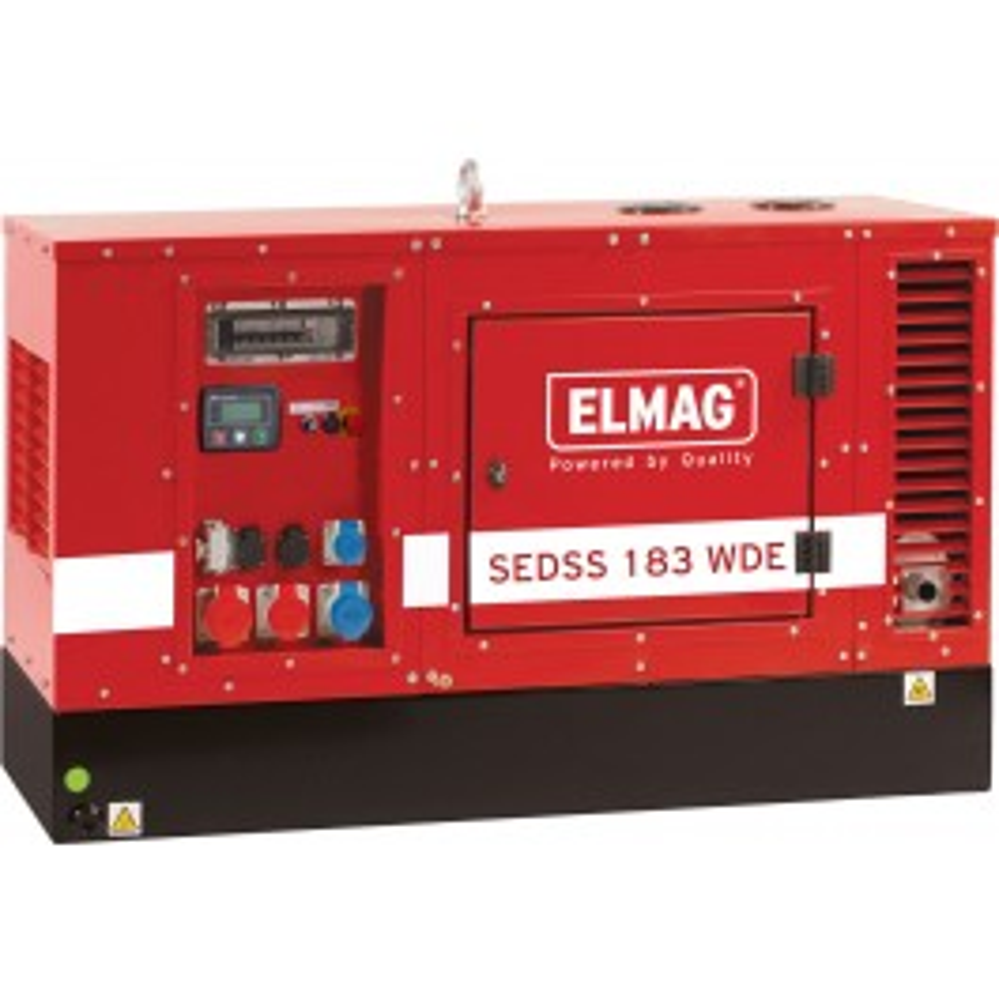 Generator SEDSS 83WDE-AVR-DSE4520