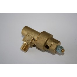 Start-up relief valve for