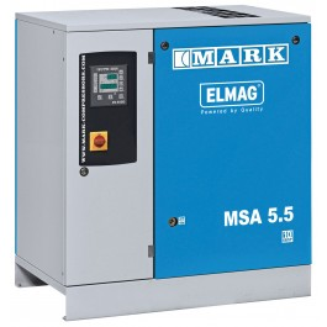 MARK screw compressor MSA