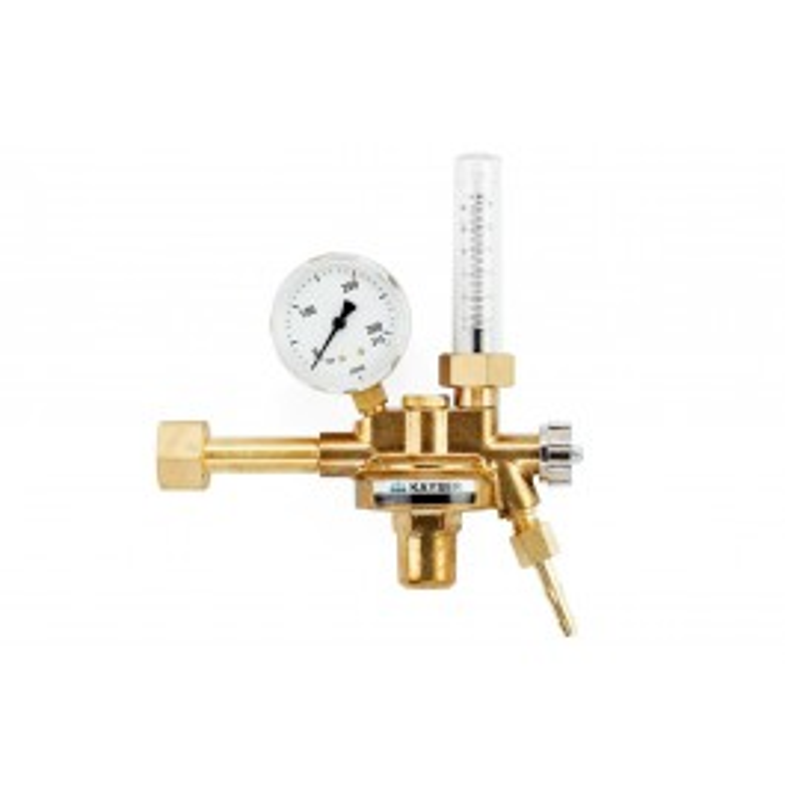 Pressure regulator 'Argon/CO2' with flowmeter