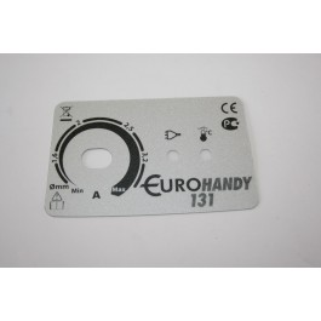 Front label no. 12
