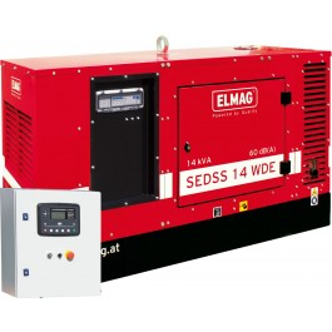 Emergency power package SEDSS 14WDE-ASS