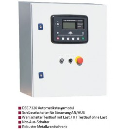 AUTOMATIC START-STOP CONTROLLER DSE 7320, 60A