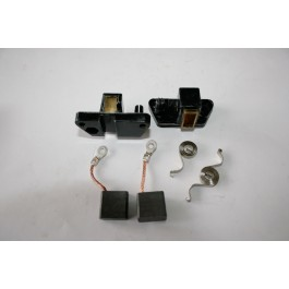 Carbon brush SET incl. bracket and