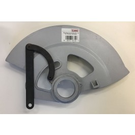 Saw blade guard, movable (item 13)
