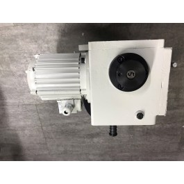 Feed motor complete for longitudinal feed