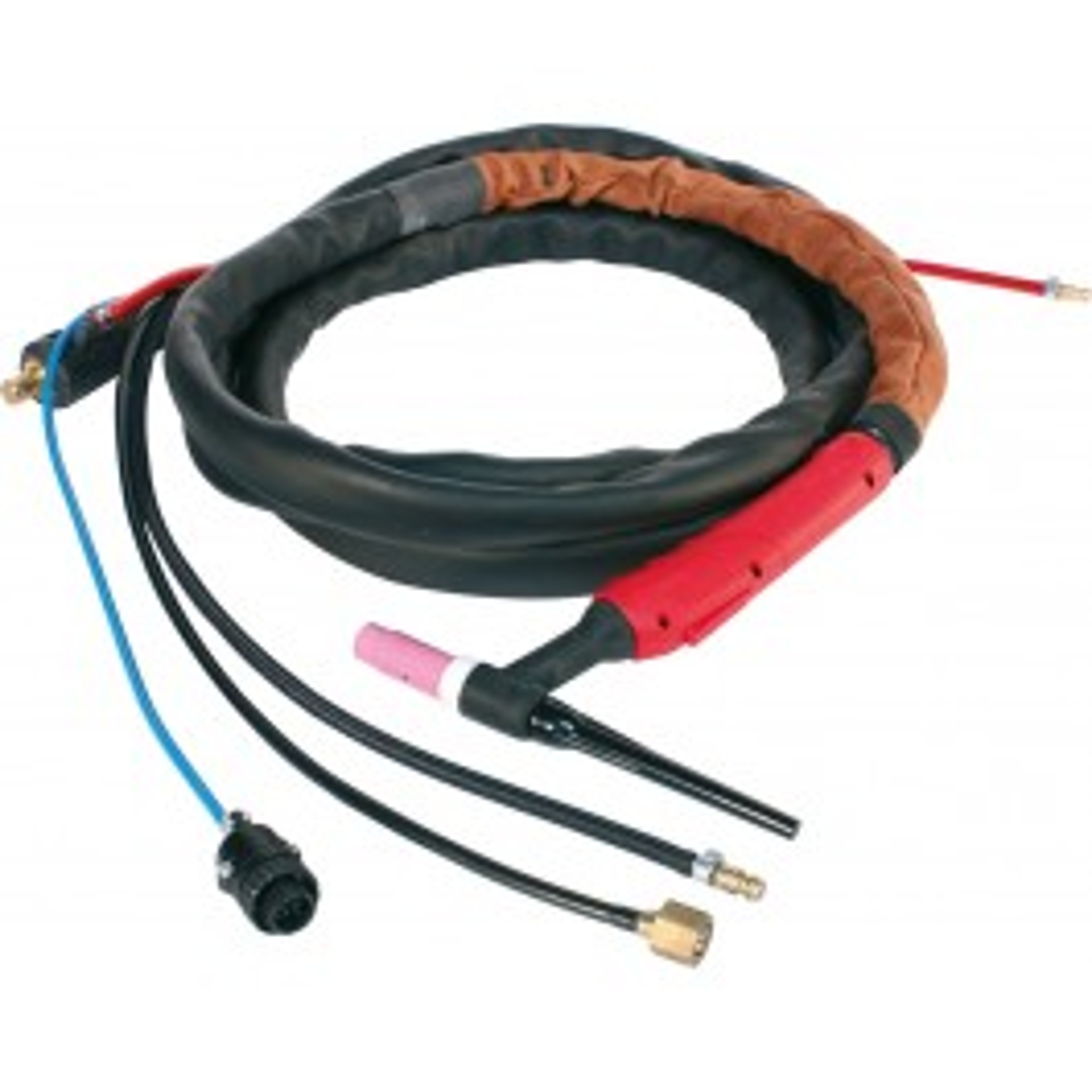 TIG hose package SR 18/4m - HF - flexible head