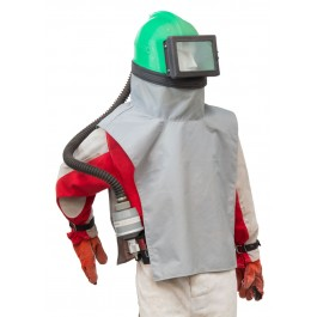 Protective mask (helmet), complete, type 'Astro' M06
