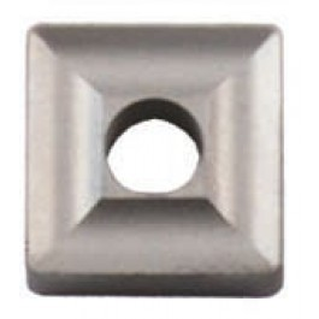 Carbide insert square
