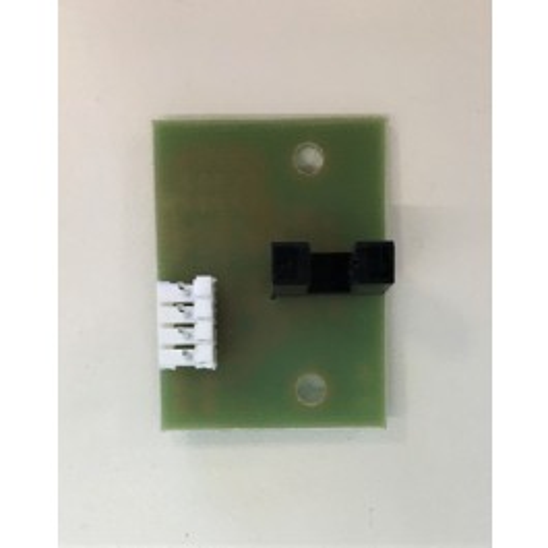 Board for feed motor