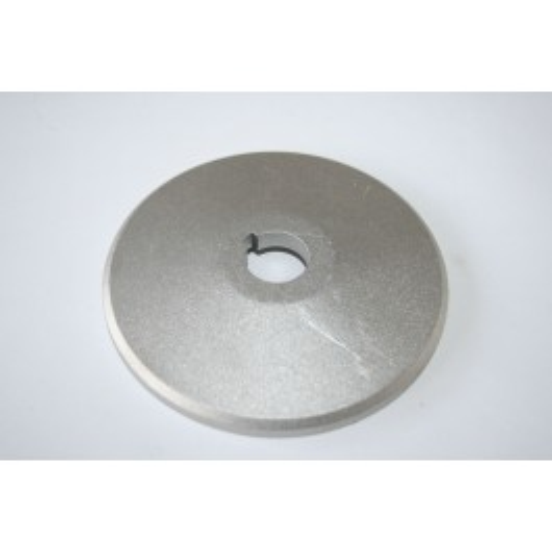 External flange DM 110 mm (drill: 20mm) for