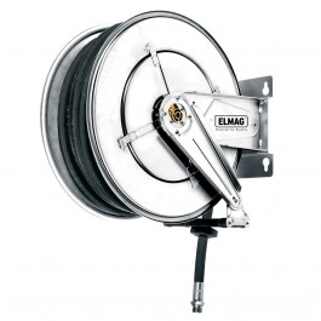 INDUSTRIE hose reel stainless steel '542/12'