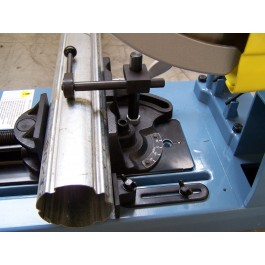 Clamping system for thin-walled