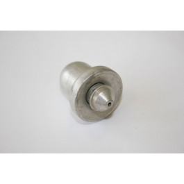 Safety nozzle, radial