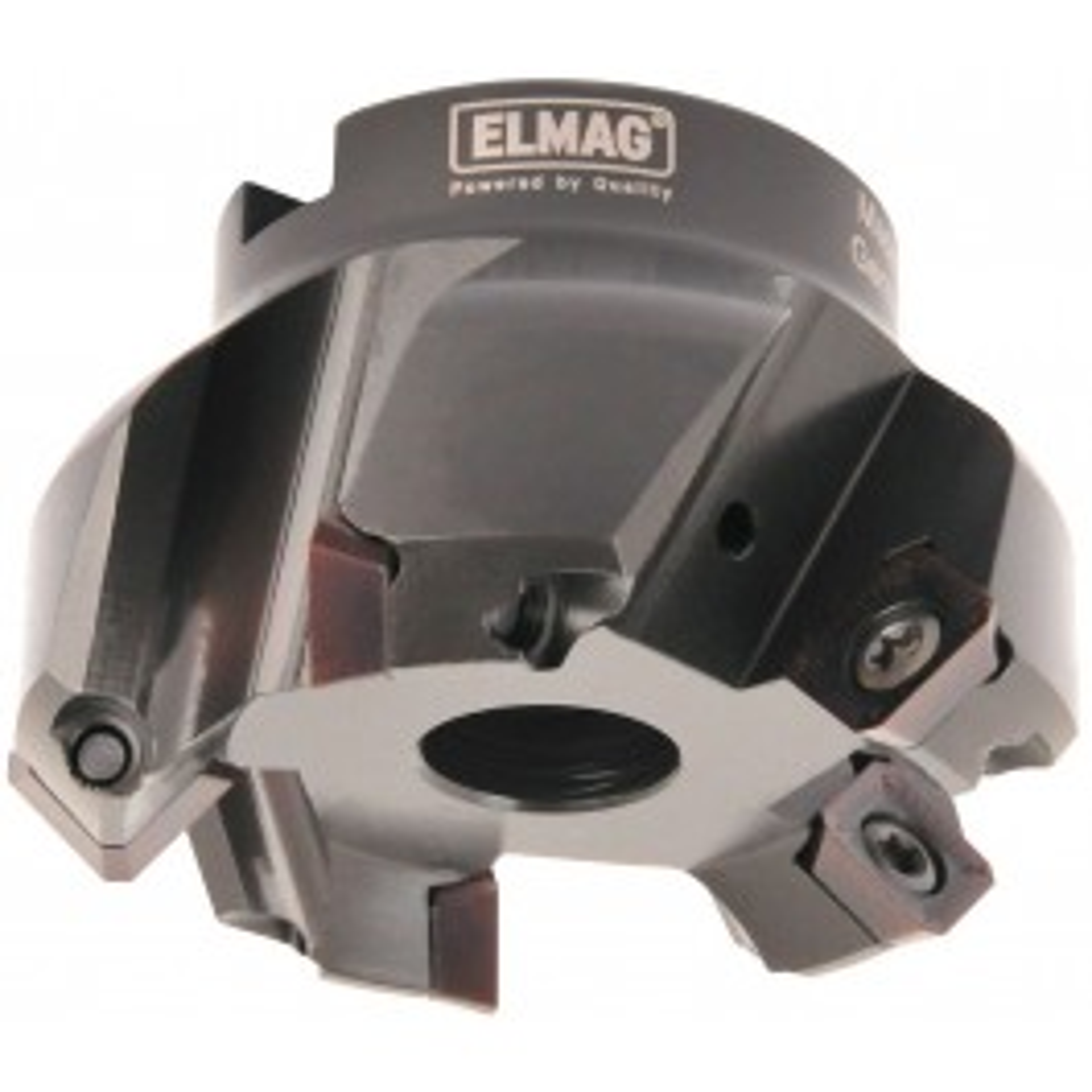 Face milling cutter 45° DM 80mm