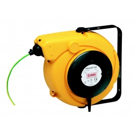 Automatic cable reel for earthing ZECA