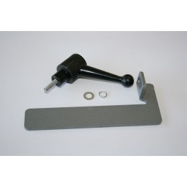 Grinding pad set compl. for grinding arm