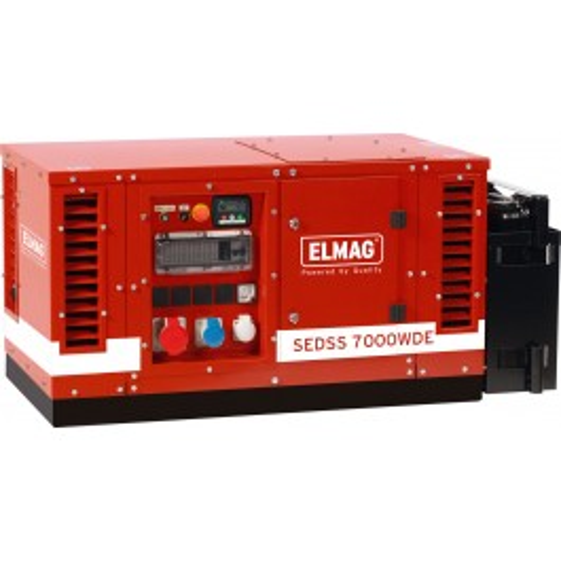 SEDSS 5500WDE-AVR-DSE3110 generator