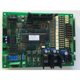 Control board for burner package no. 62
