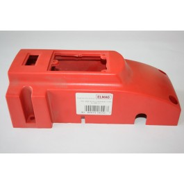 PVC cover red (drill head front)