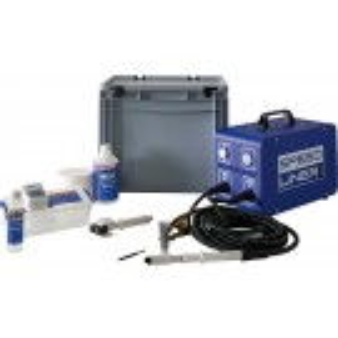 Stainless steel cleaning set - SPEEDLINER 1600 PREMIUM LINE