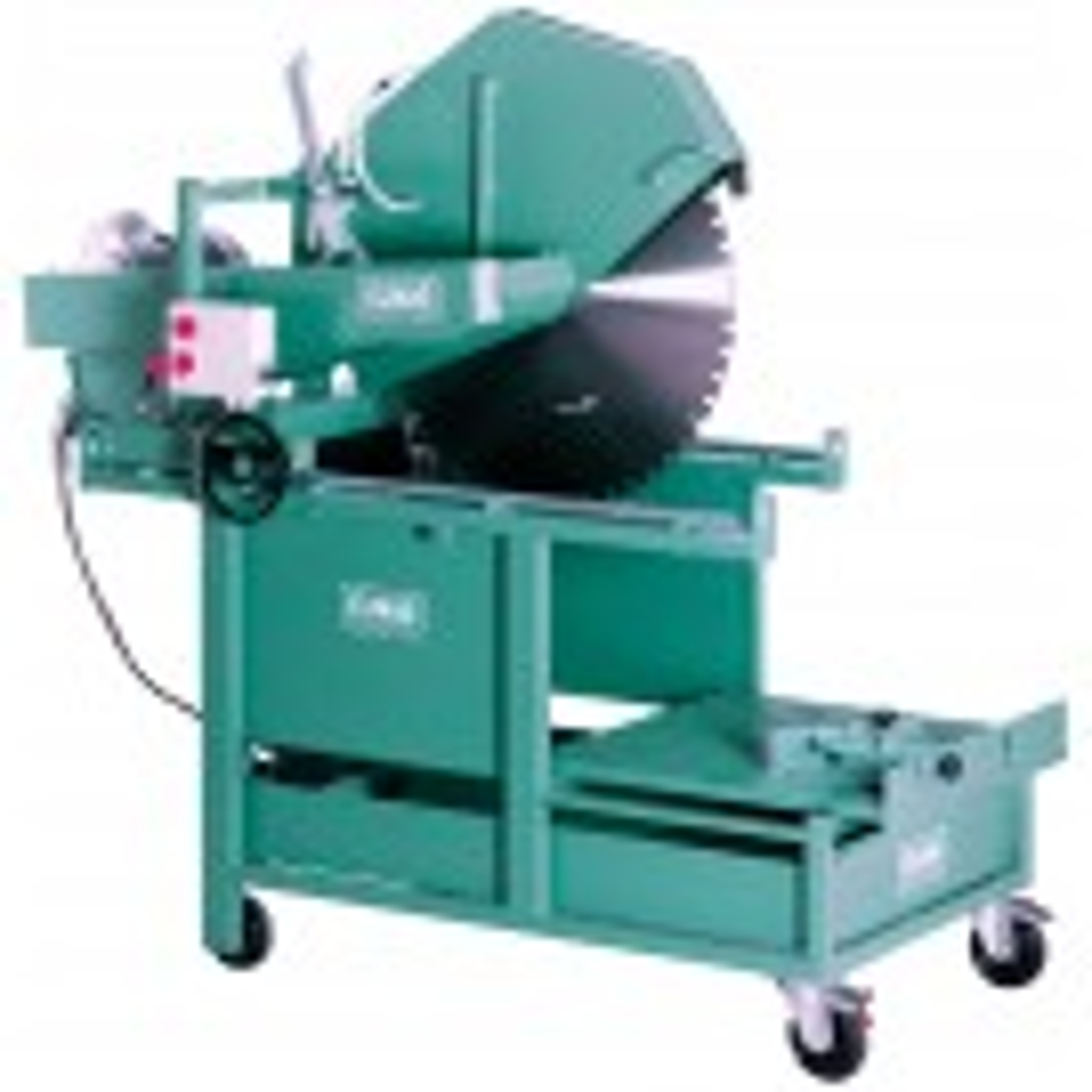 Brick cutting machine ZSM 1030/1000 - SET: