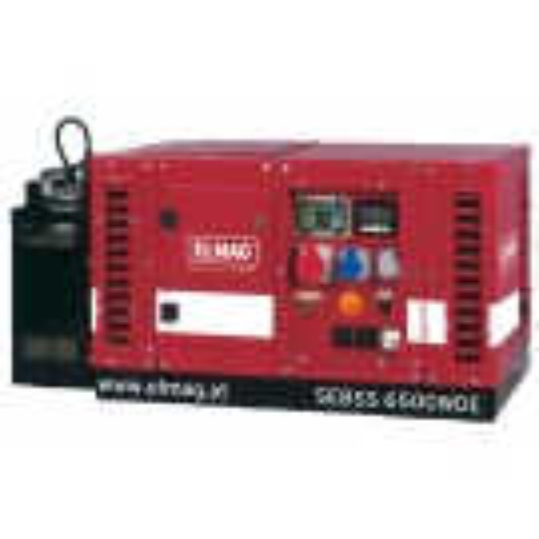 Generator SEBSS 6500WDE-AVR-DSE3110