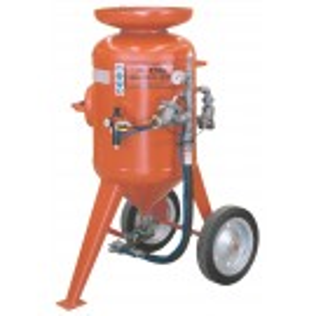 Sandblasting machine model CB 115-F-C2