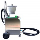 Dry ice mill electric