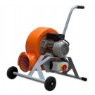 Mobile suction fan for aeration and ventilation (91 623)