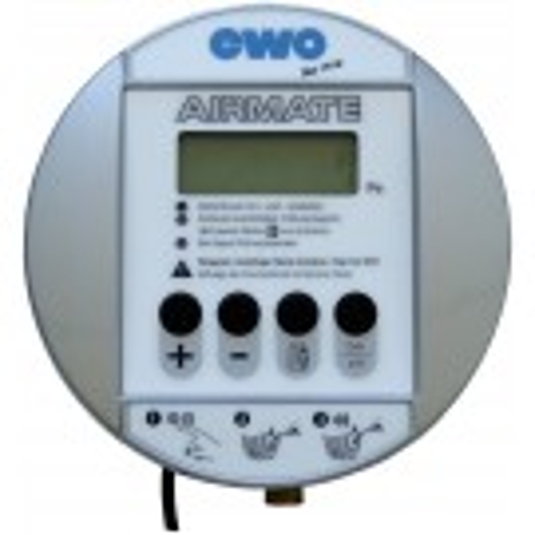 Digital tyre inflator 'airmate'