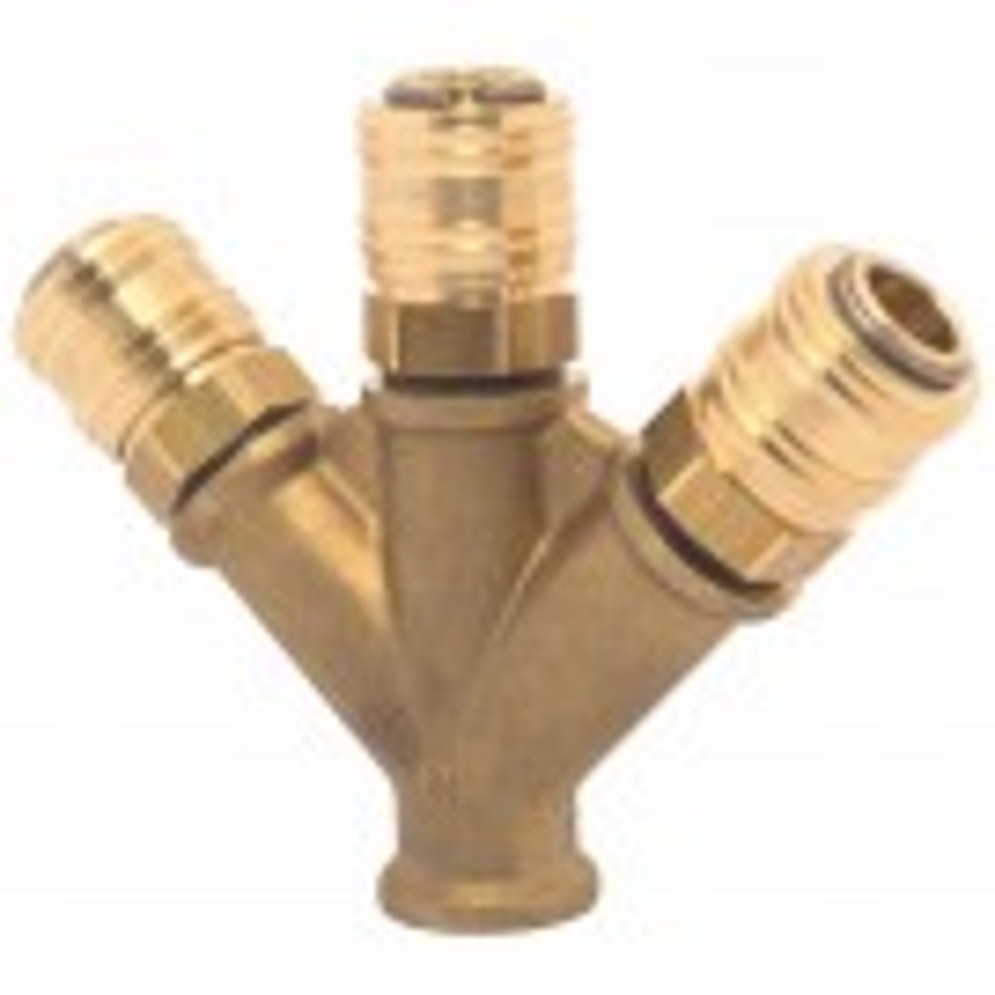 3-way manifold (without couplings)
