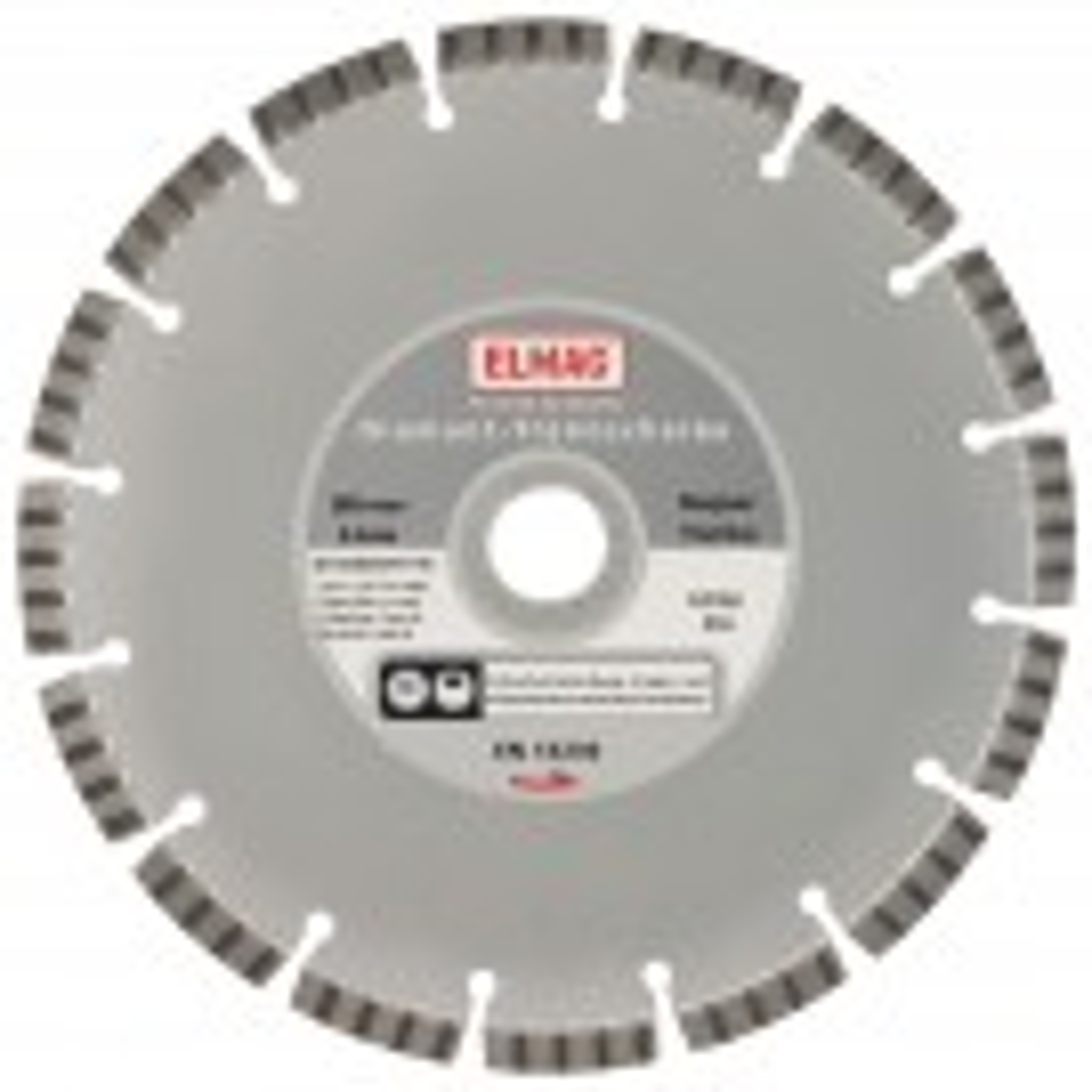Diamond disc 400 mm