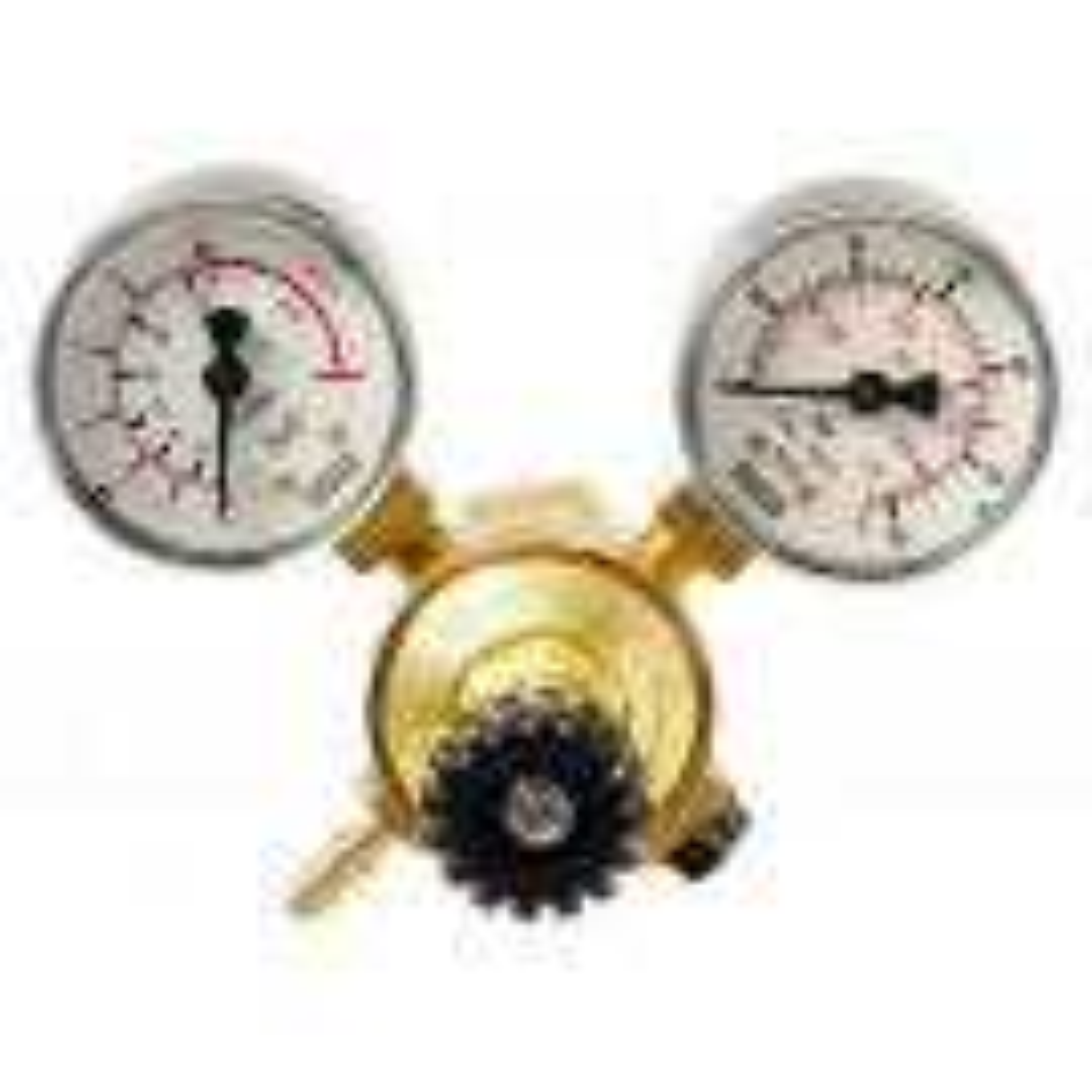 Pressure regulator 'Argon / CO2' series 'MINI'