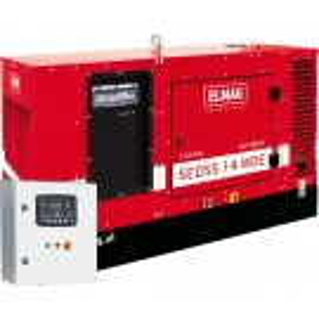 Emergency power complete package SEDSS 20WDE-ASS