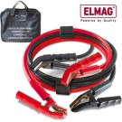 Jumper cable set max. 1000 A, pole term. fully insulated