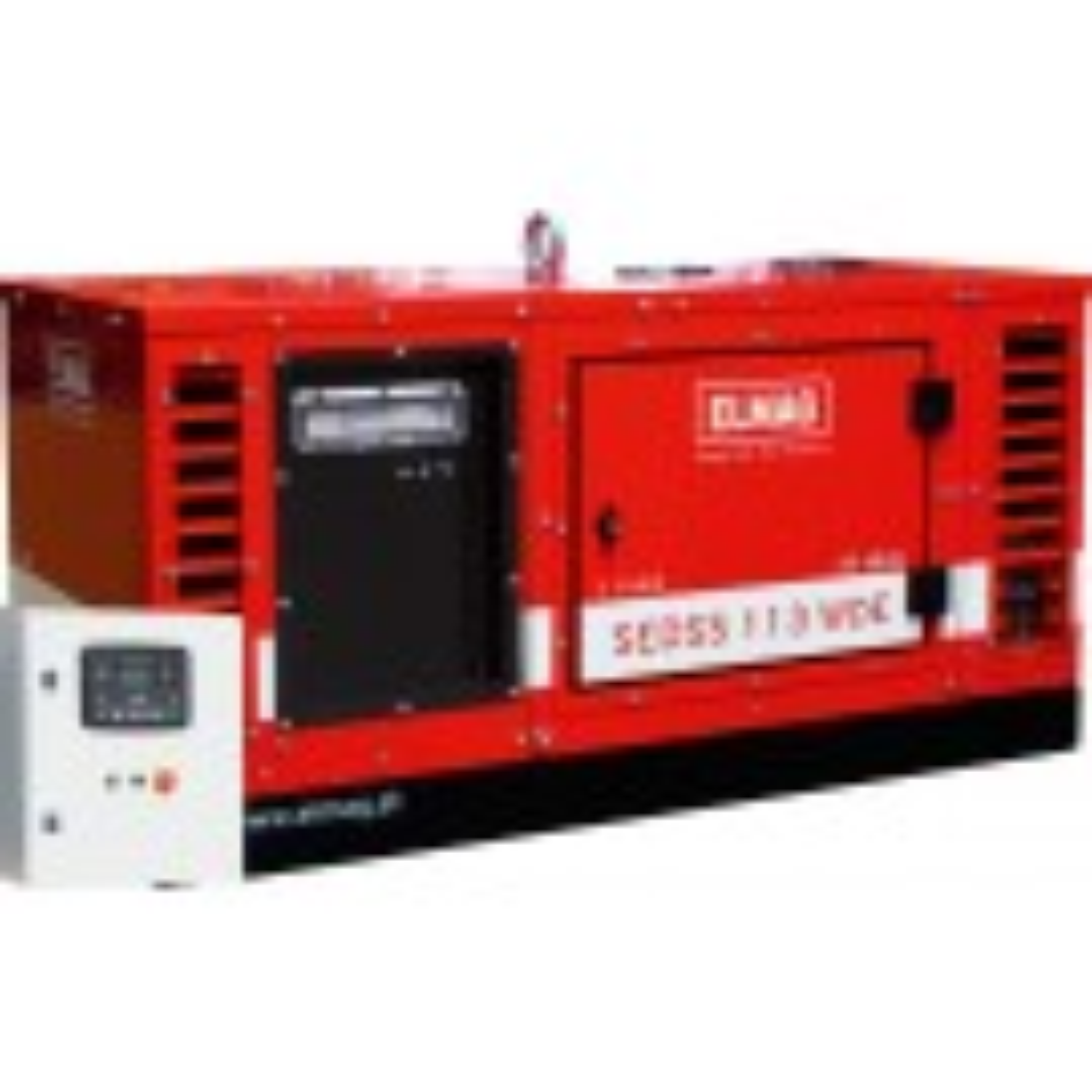 Complete emergency power package SEDSS 113WDE-ASS