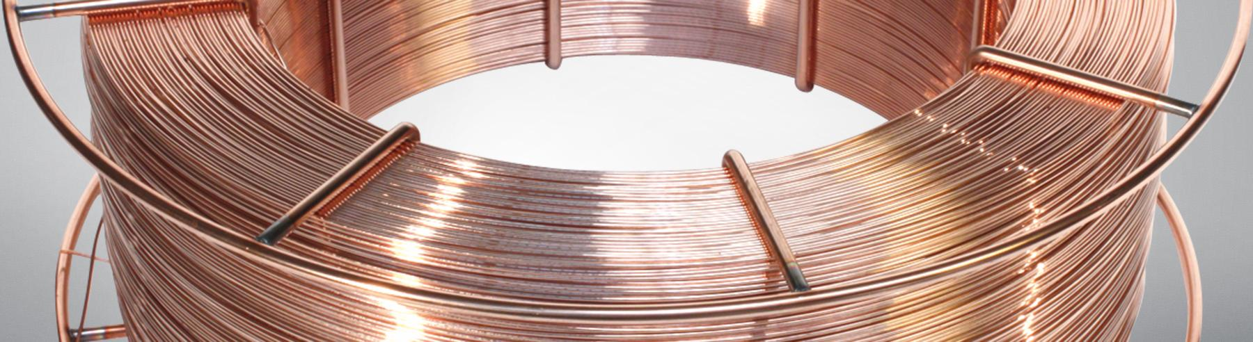 Welding wires, electrodes, additives