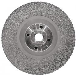 Diamond cutting and grinding discs