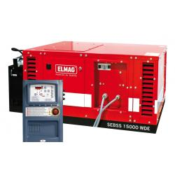 Emergency power systems with petrol engine - complete packages
