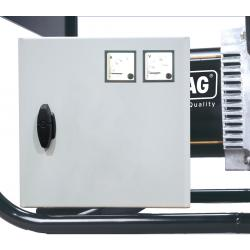 Display & monitoring devices for generators from 1-44 kVA