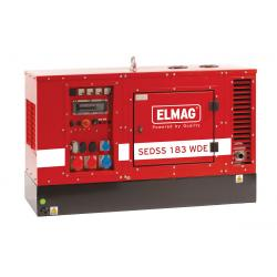 Diesel generators - SEDSS 230 & 400 volts water-cooled - with Cool Drive system