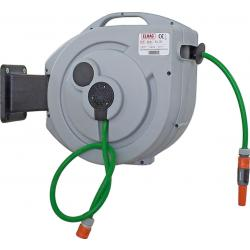 Automatic water hose reels