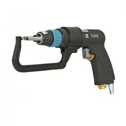 Compressed air spot welding mill