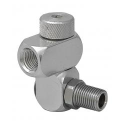 Compressed air swivel joint