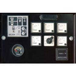 Special equipment for generators with sound-insulated design from 1-44 kVA