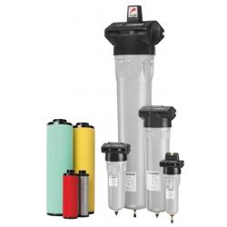 Quality compressed air filters