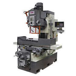Universal bed milling machines
